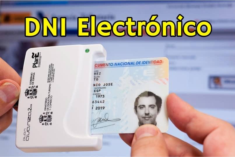 tarjeta de identificación de persona