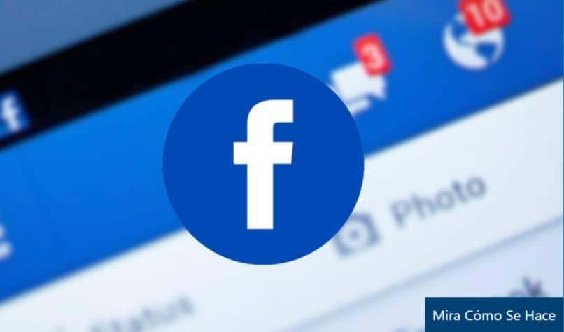 Notificación de mensaje de aplicación de Facebook