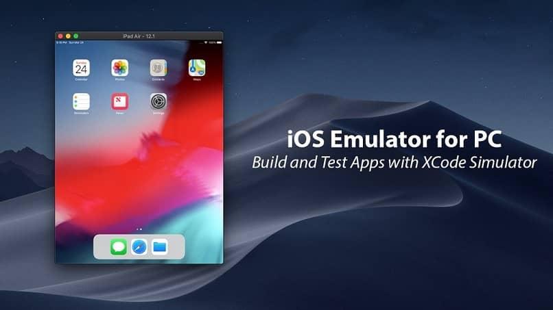 Emulador de iOS