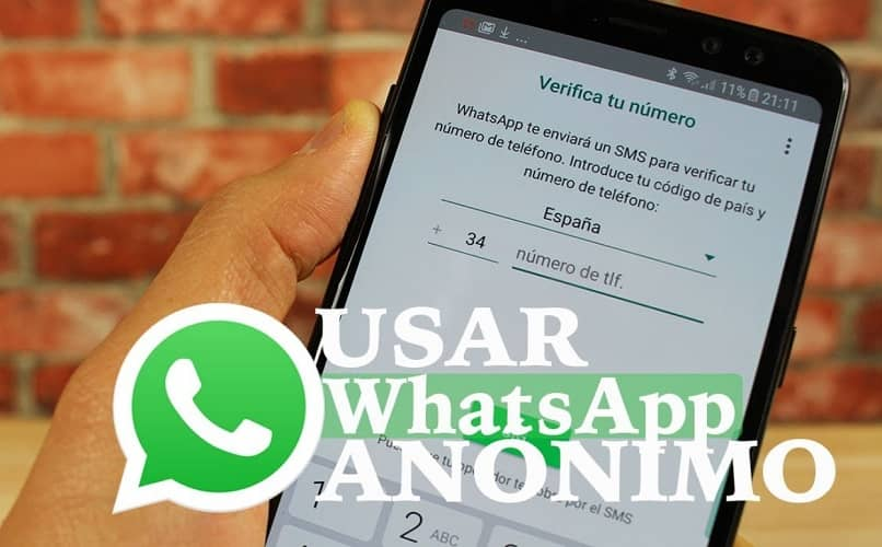 mensajes de whatsapp anónimos
