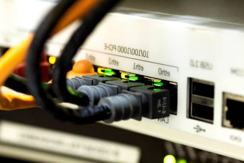 Dirección IP, enrutador de puerta de enlace DNS