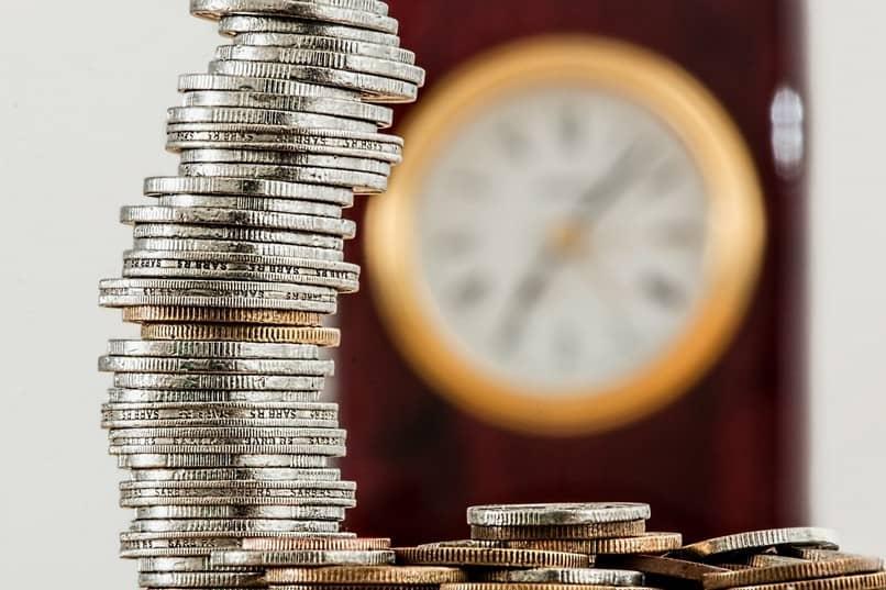 ahorrando monedas