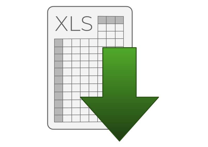 imagen de gráfico de Excel