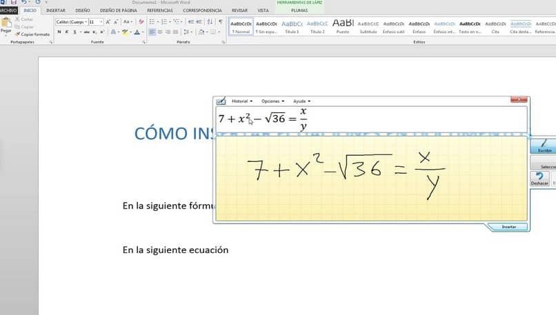 calcular la fracción
