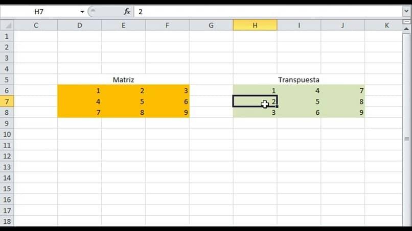 Cálculos de Excel Excel