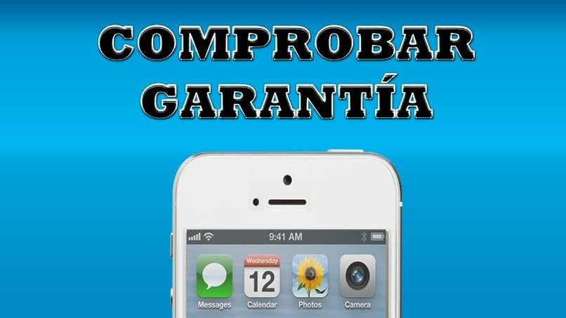 garantía iphone