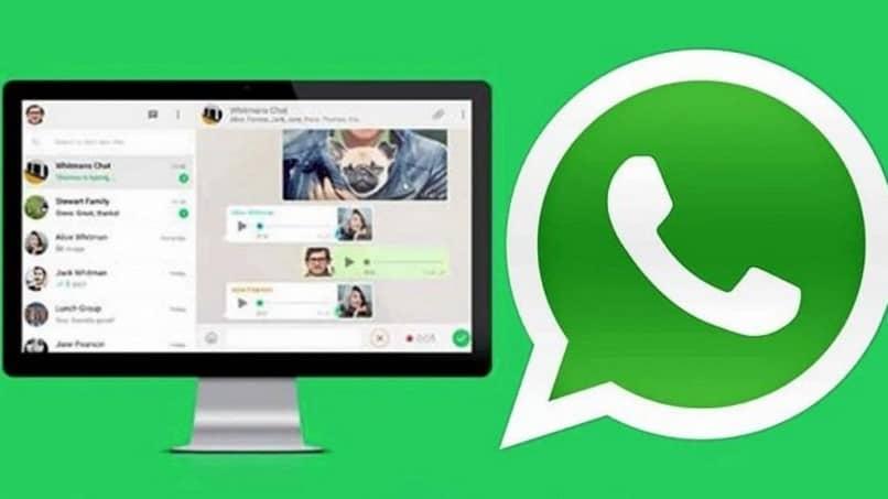 tienes whatsapp desde tu computadora