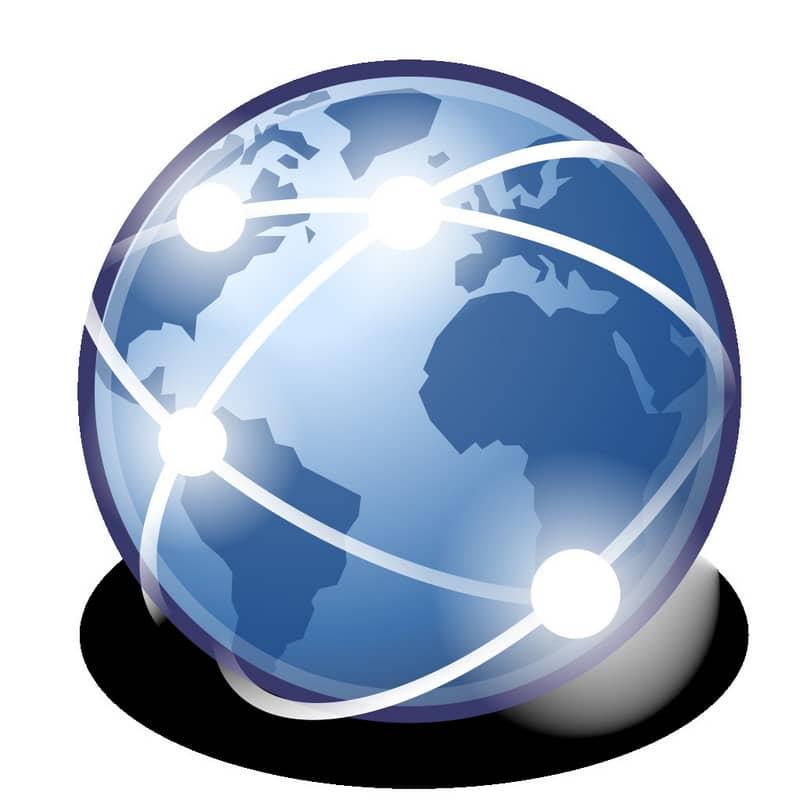 conexión global a internet