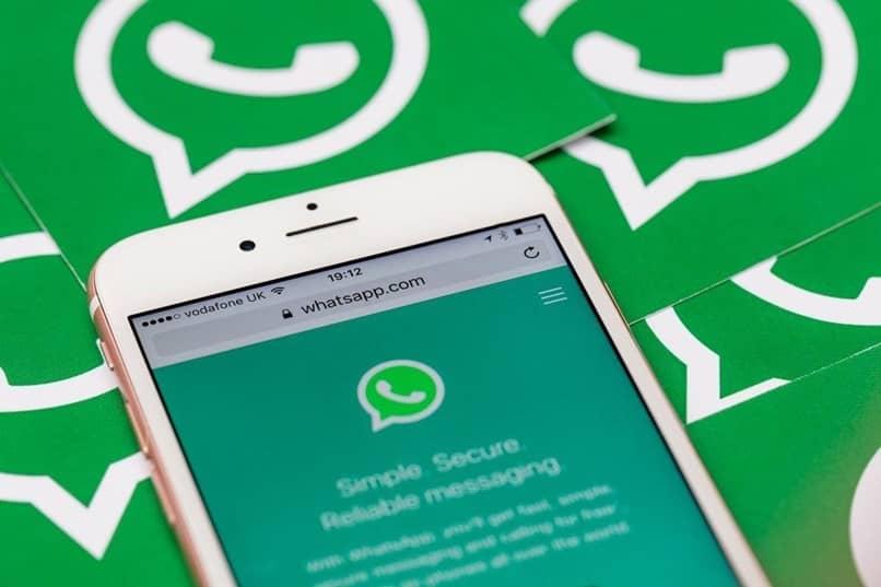 Bienvenido a whatsapp mobile