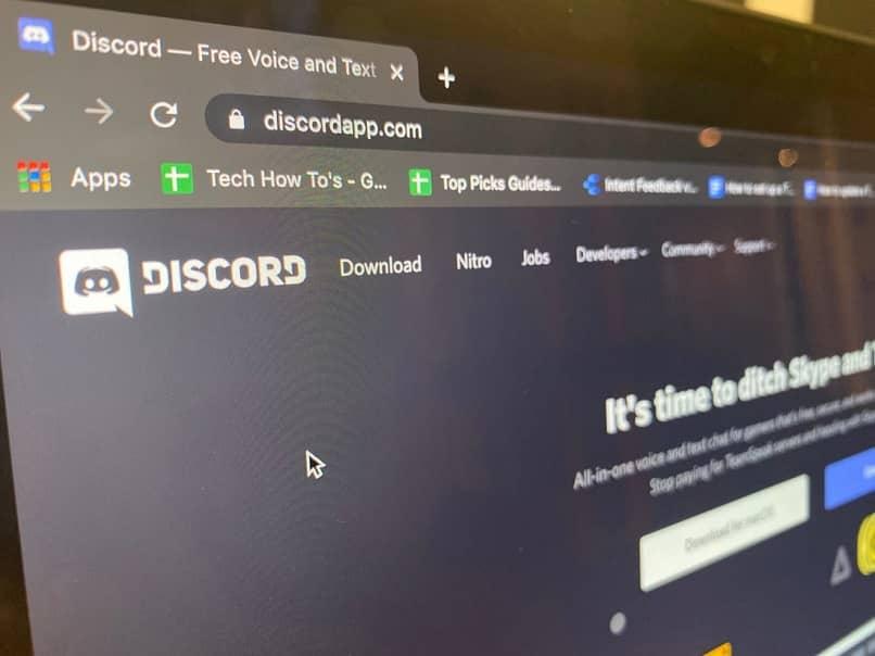 descartar el navegador web