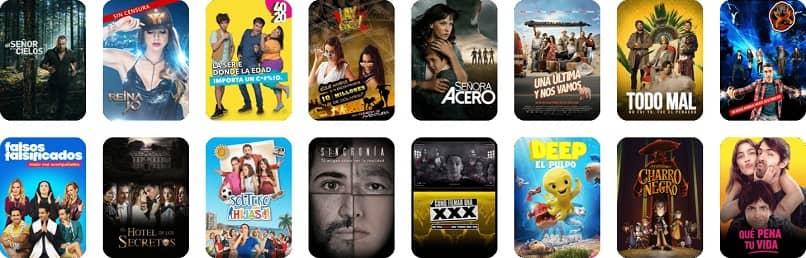 portadas de películas