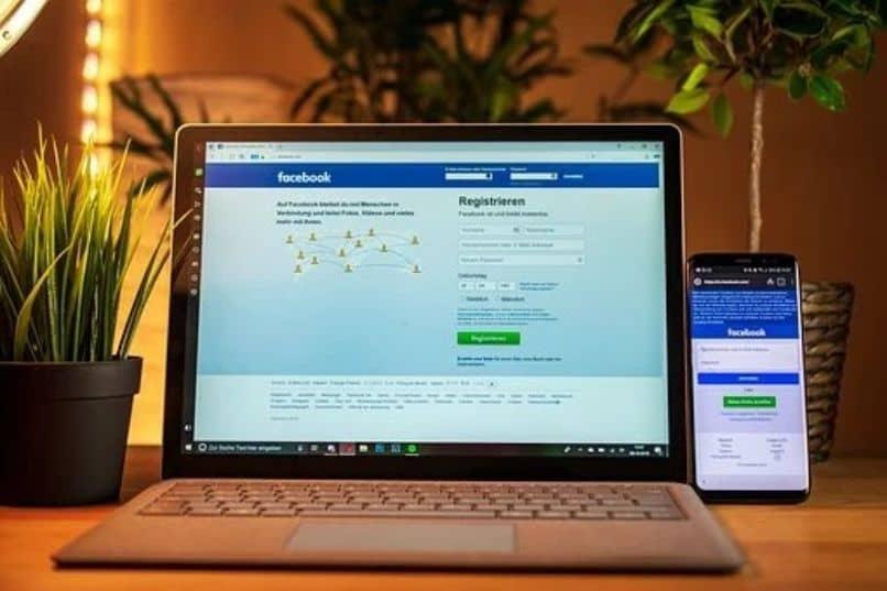 Conexión de Facebook