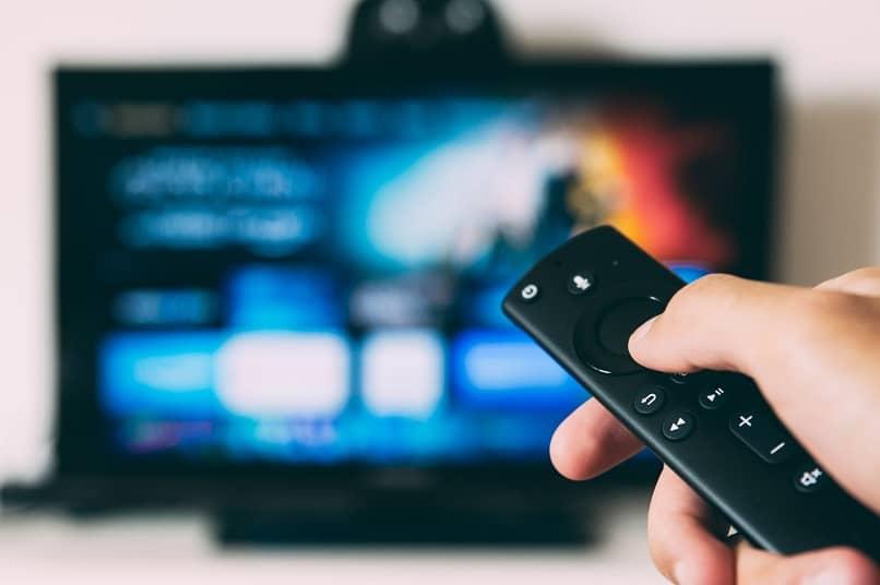 Kodi en televisión inteligente