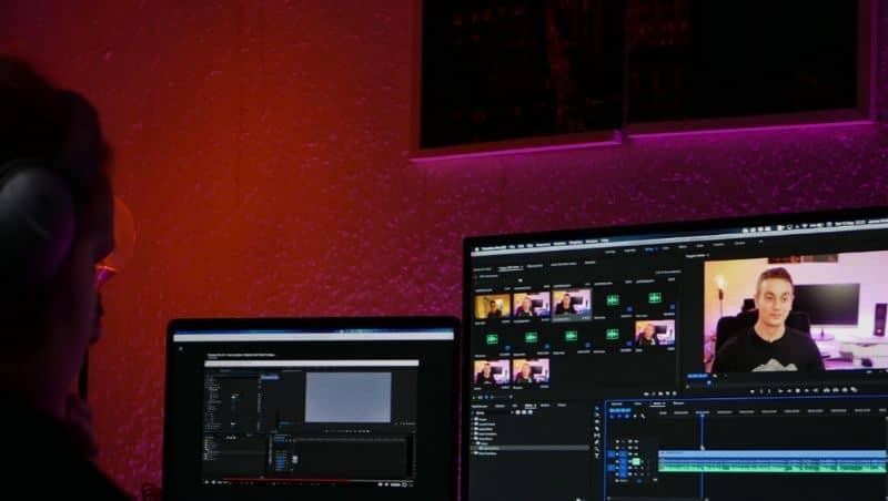 Muchos monitores de computadora