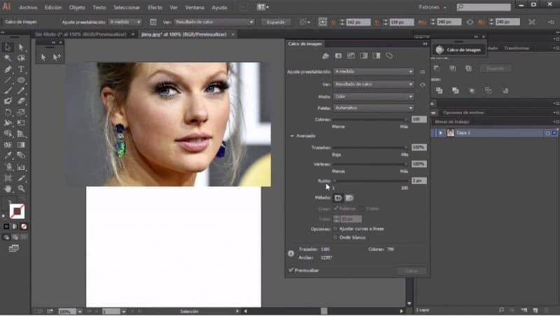 ilustrador de fotos vectoriales