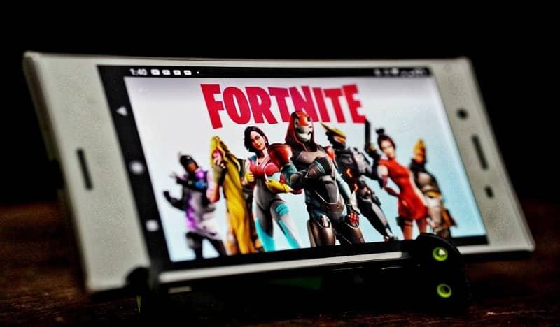 Juega Fortnite en el móvil