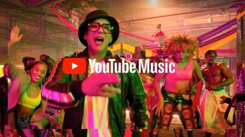videos musicales en YouTube