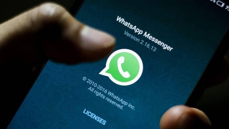 Envía videos por WhatsApp