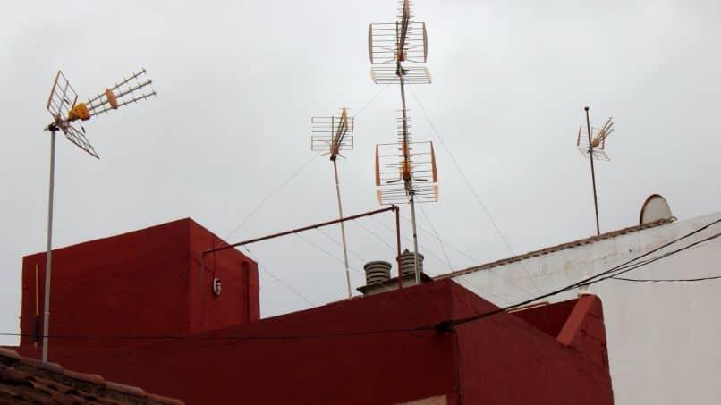edificio aéreo