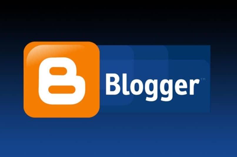 logotipo de blogger