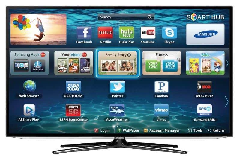 Canales en Smart IPTV