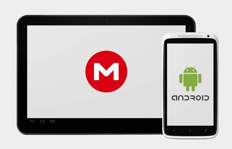 mega dispositivos Android