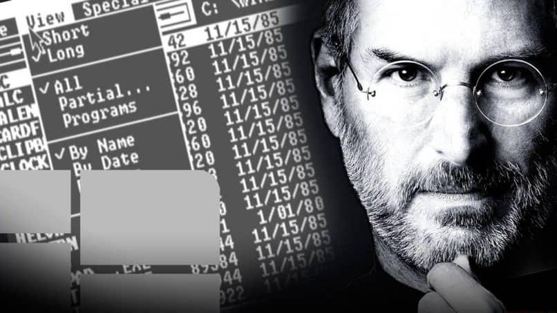 steve jobs sistema operativo microsoft