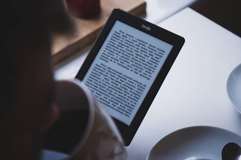 Leer el archivo ePub en la tableta