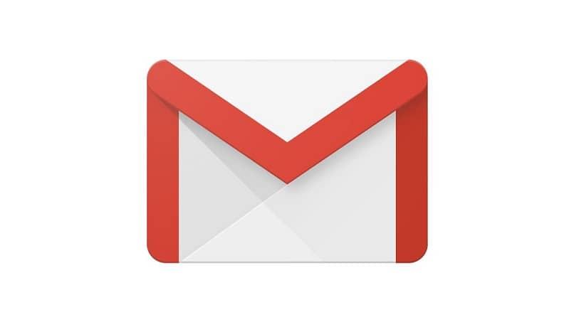 logotipo corporativo de gmail