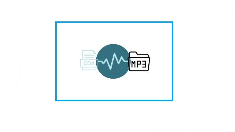 Convierte archivos CDA y MP3