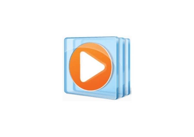 Icono de fondo blanco de Windows Media Player