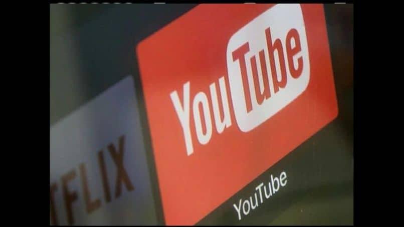 programa de youtube en la computadora