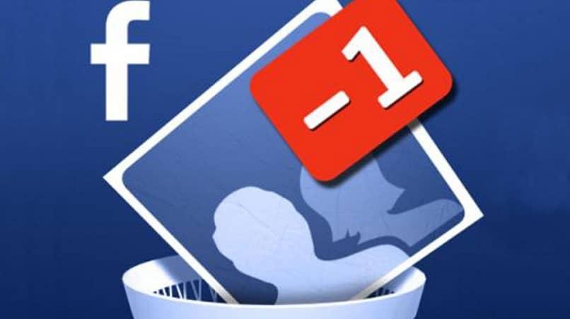 Descubra quién me borró de Facebook