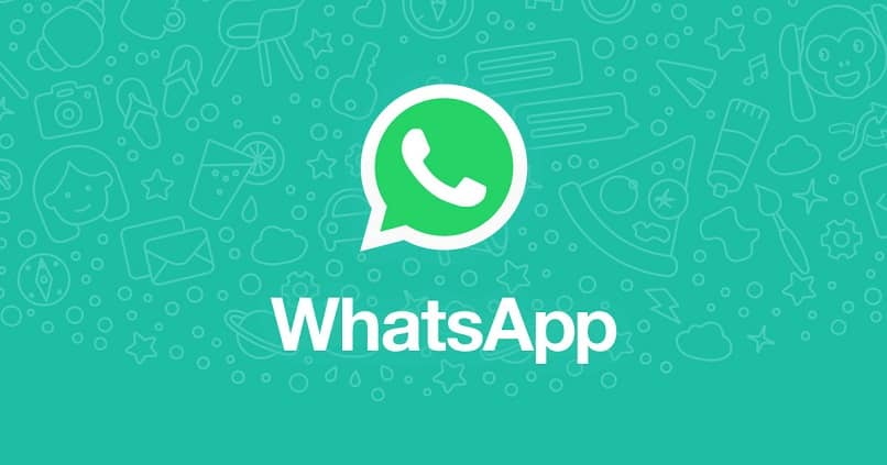 iniciar whatsapp fondo azul