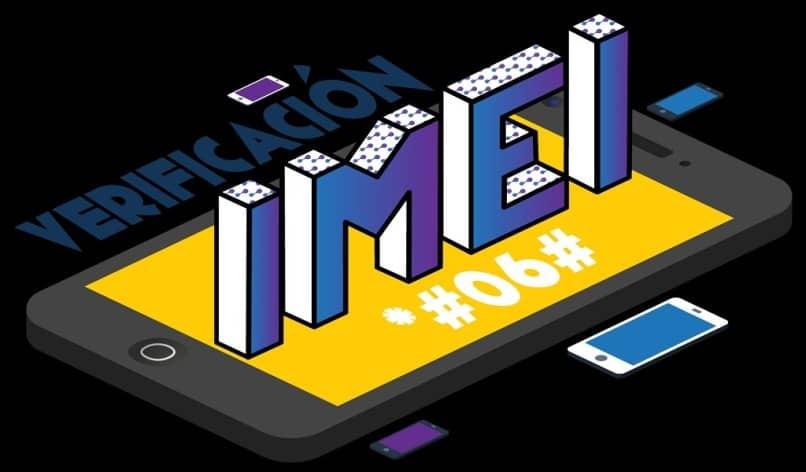teléfono móvil con verificación de IMEI