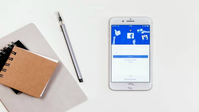 iniciar sesión en facebook en iphone