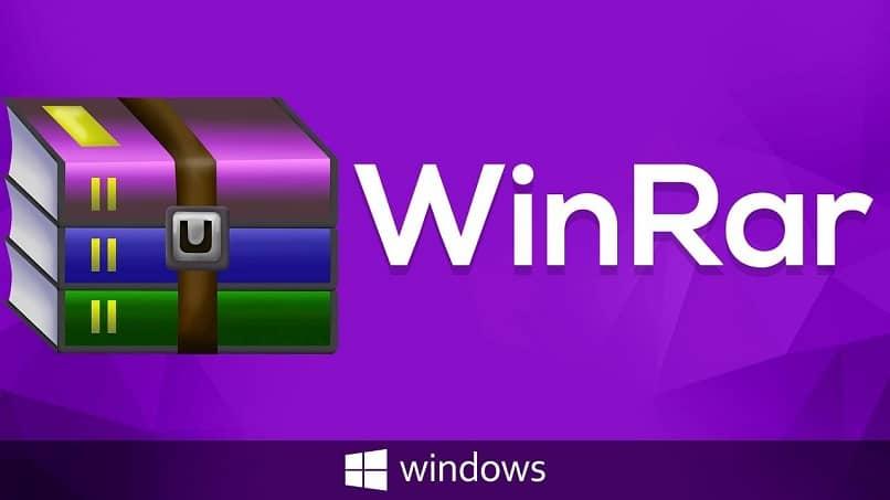 computadora windows winrar