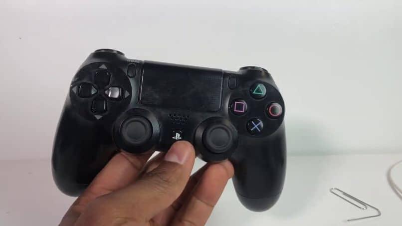 Problema del controlador de PS4