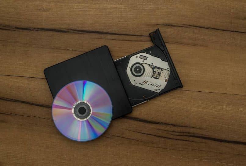 grabar video en un CD mp4