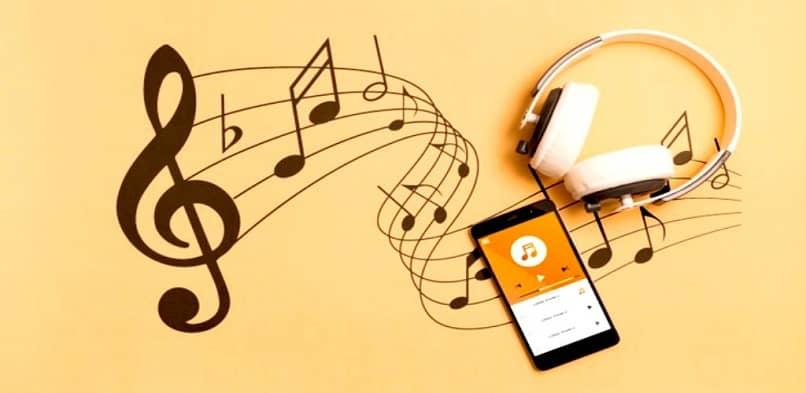 reproducir música en un teléfono Android