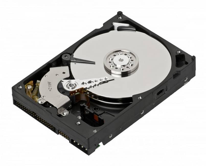 disco de formato ntfs