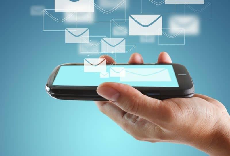 SMS masivos desde el móvil