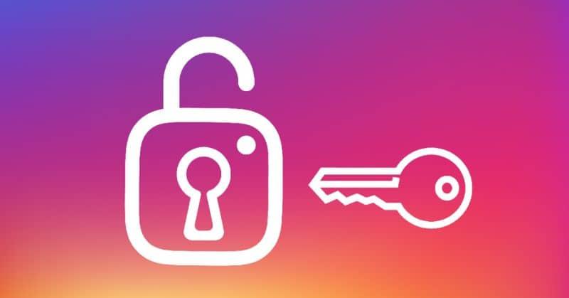 seguridad en instagram