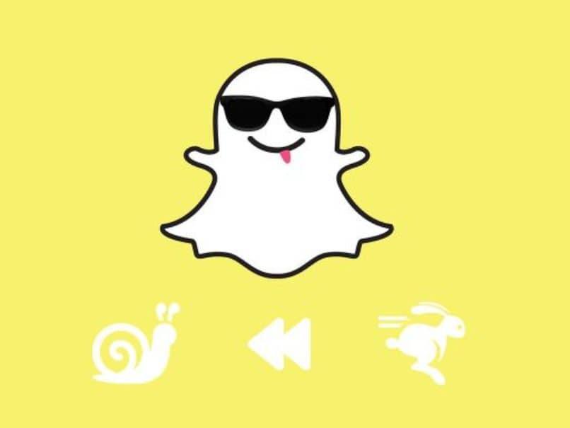 Gafas de sol fantasma de Snapchat
