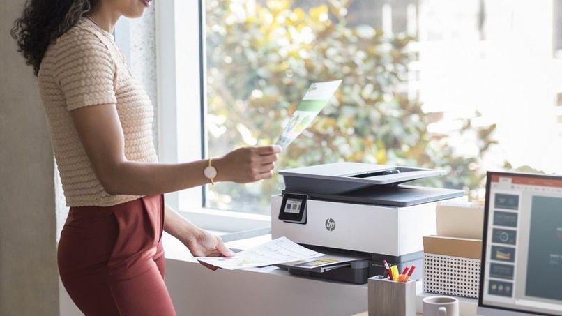 escanear documentos a un archivo pdf desde la impresora