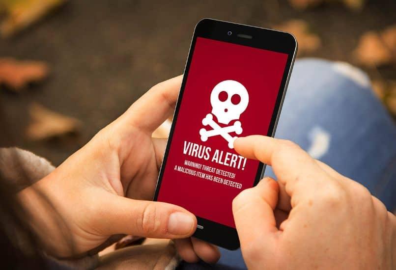 eliminar el virus de Android