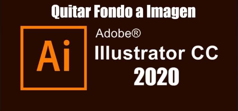 Eliminar el fondo de una imagen en Adobe Illustrator CC