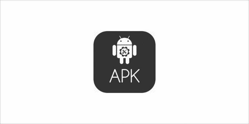 logotipo de apk