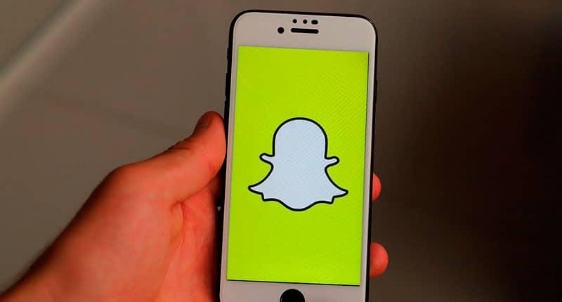 guardar historias de Snapchat