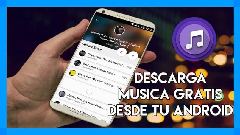 la mejor música de Android